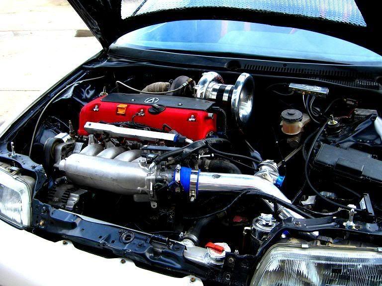 K-powered CRX Crx28