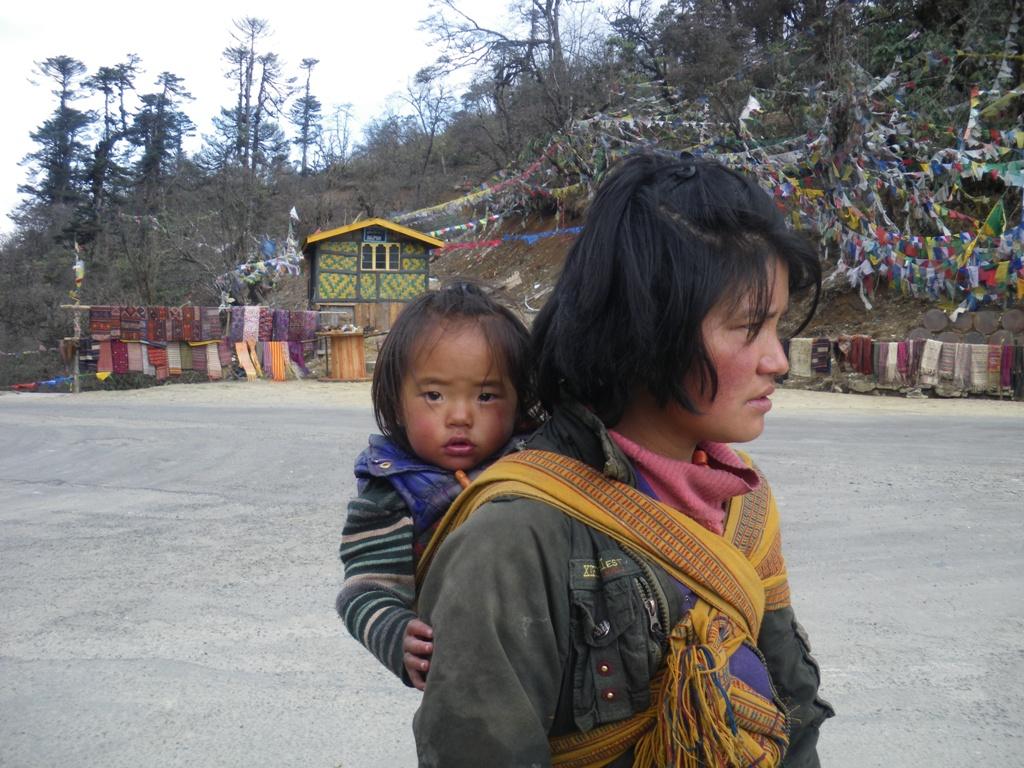 Himalaias ( Sikkim - Bhutan) 2013 IMGP3552r