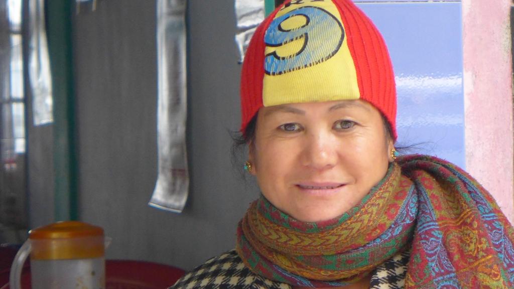Himalaias ( Sikkim - Bhutan) 2013 L1000529