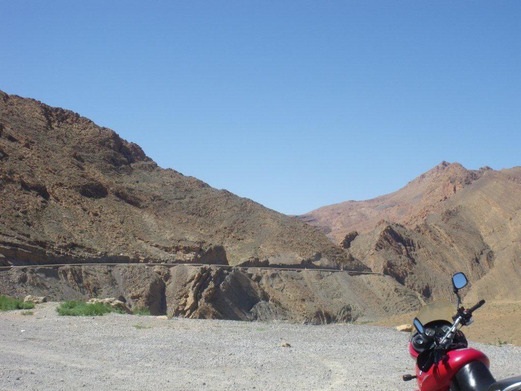 marrocos - Na Terra do Sol Poente - Viagem a solo por Marrocos IMGP0174-1