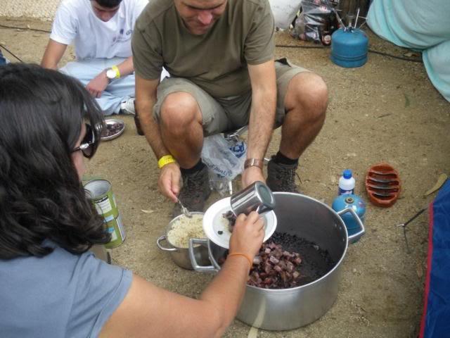 Travel Event 2011. Feijoada para quantos? IMGP2621
