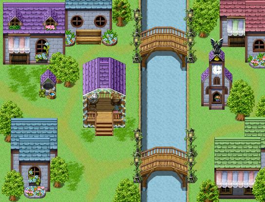 [VX/ACE] Tilesets de ciudades de Lunarea Simple-Town-Example