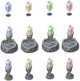 Luna Xp RTP Crystals