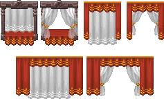 Luna Xp RTP Curtains