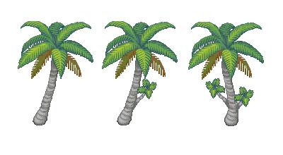 Luna Xp RTP Palmtrees
