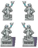 Luna Xp RTP Statues