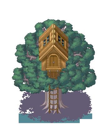 Luna Xp RTP Tree-house