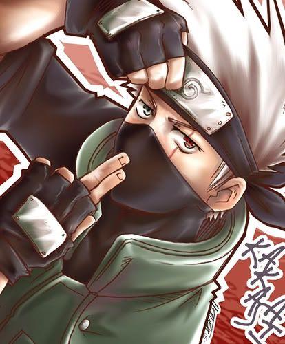 Cual es vuestro personaje preferido? - Página 3 Kakashi