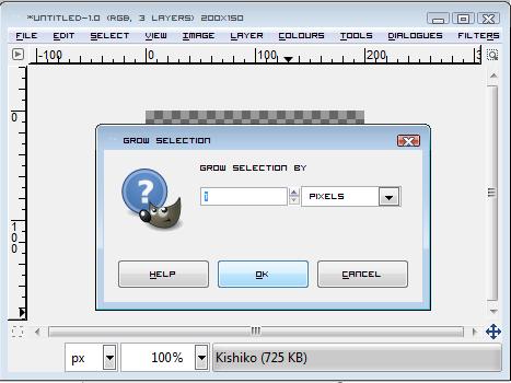 GIMP Tutorial Archive Tut1004