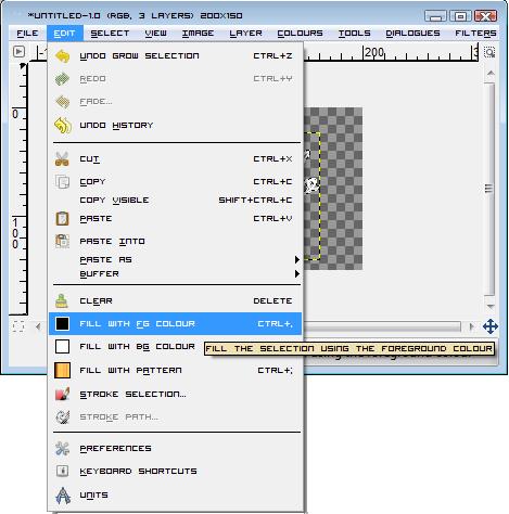 GIMP Tutorial Archive Tut1005