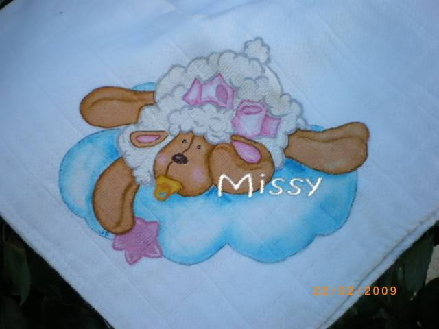 Pinturas em tecido da Missy IMGP3096