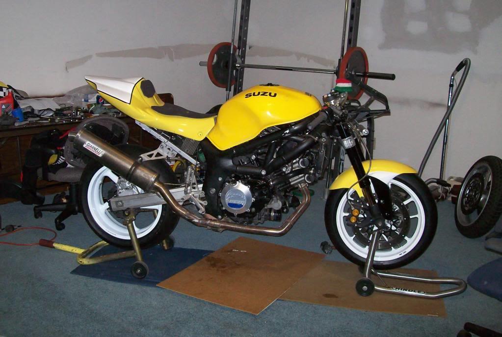 SV 650 Rider Club. Suzuki 650 sv, carbu et injection  - Page 4 2eitheenne