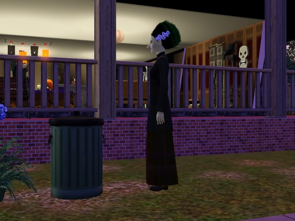 Sim Costume Contest - Closed for Judging Elvira