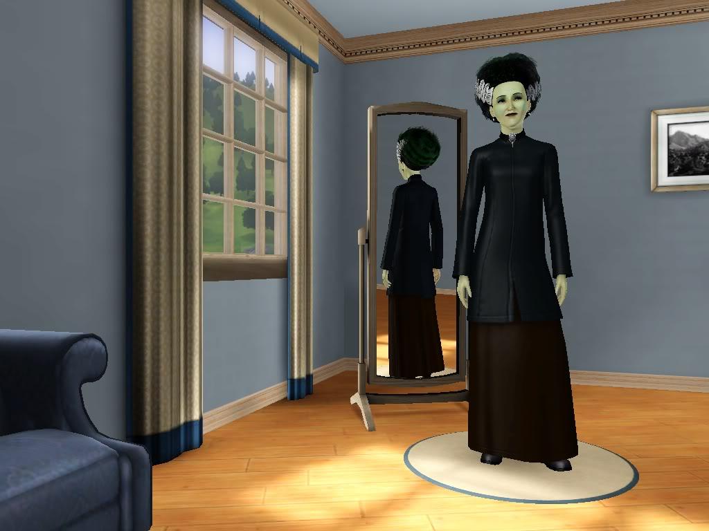 Sim Costume Contest - Closed for Judging ElviraWitch