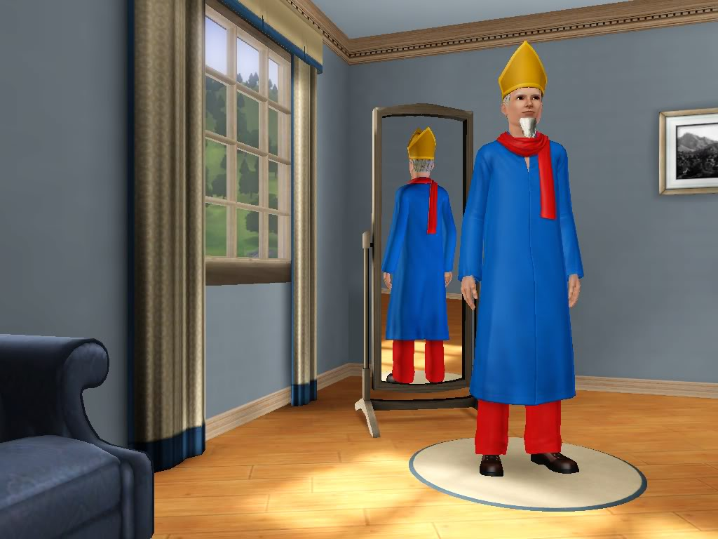 Sim Costume Contest - Closed for Judging MystreryGnome-1