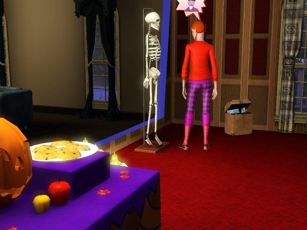 Sim Costume Contest - Closed for Judging PippiSkeleton