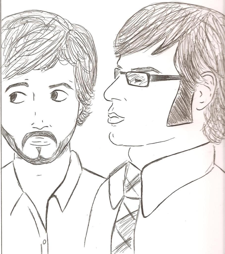 My FotC Fan Art Back004