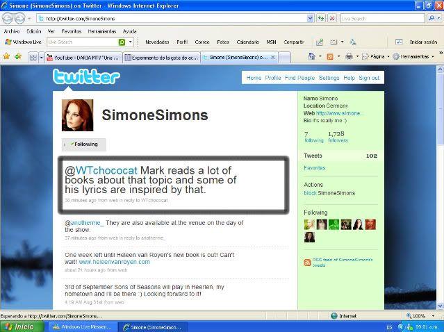 Simone @ Twitter ReplyformSimone