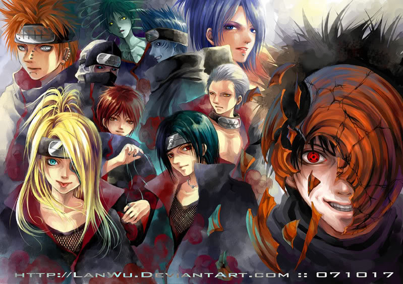 Naruto The Last Battle [NTLB] _Akatsuki_