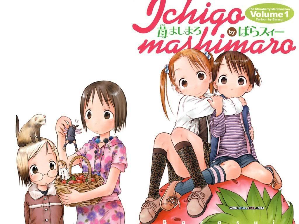 ảnh manga Ichigo-mashimaro-1898698