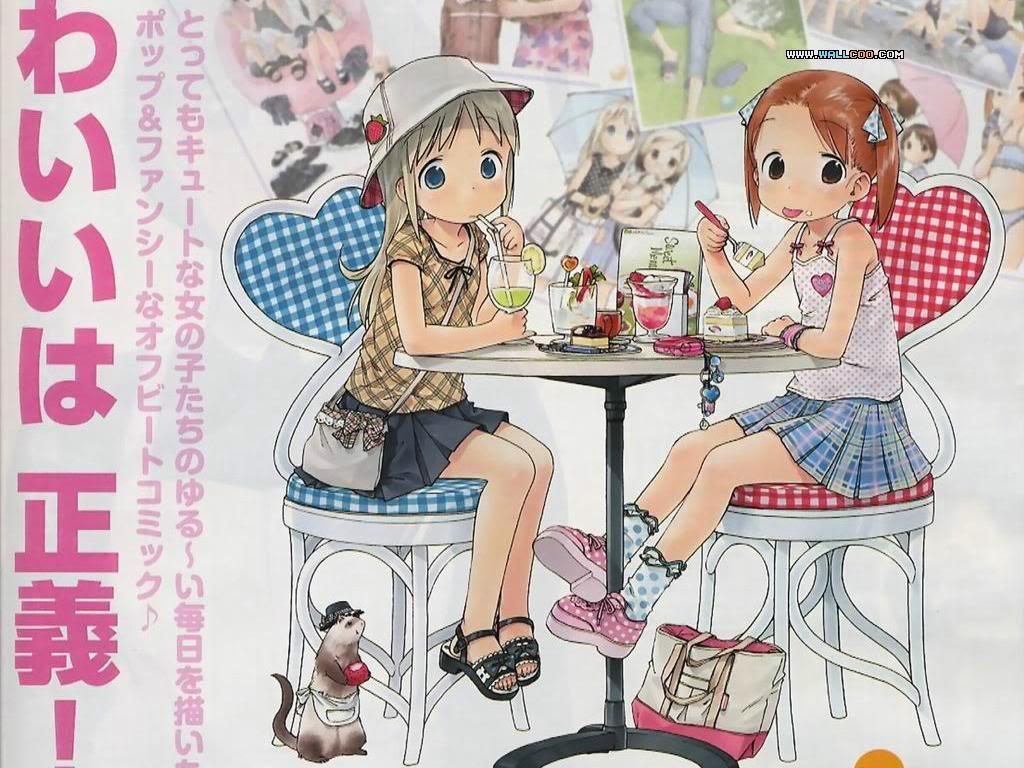 ảnh manga Ichigo-mashimaro-w171399