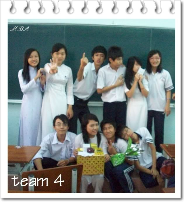 CA4 salad (pics of mem CA4) Team4-1