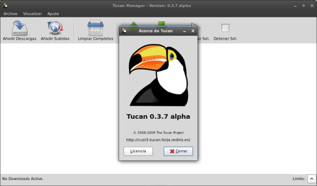 Tucan 0.3.8 Alpha [Gestor Mediafire] Tucan