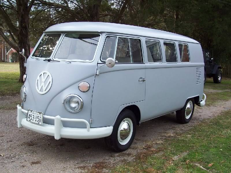 The 65 bus i had... Side