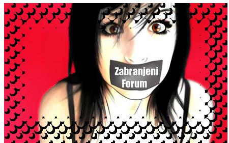 Zabranjeni Forum FORUM56