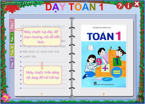 [Chia sẻ] Phần mềm Dạy toán lớp 1 - School@net GT-Daytoan1_5