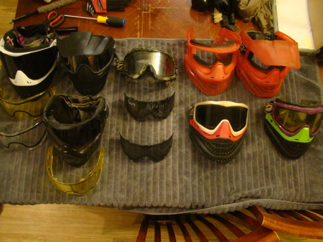 Everything I have sale..no I am not quiting...just a whore... Paintball058