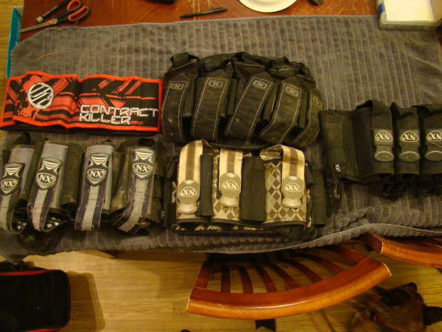 GEARBAG sale Something for Everyone... Paintball061