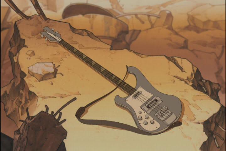 Kimi Hitsara {Sugiura} Flcl_guitar