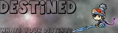 Destined's GM Application Previewphp