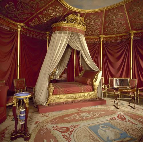 Habitación de la Emperatriz - Página 2 DormitorioJosephineenlaMalmaison