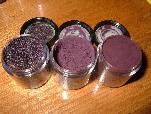 Poudre éclat de couleur (Pigments) DSCF2078