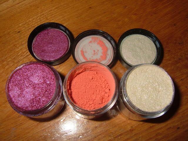 Poudre éclat de couleur (Pigments) DSCF2113