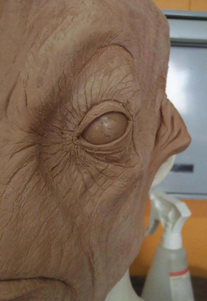 Alien Star Wars OeilET4