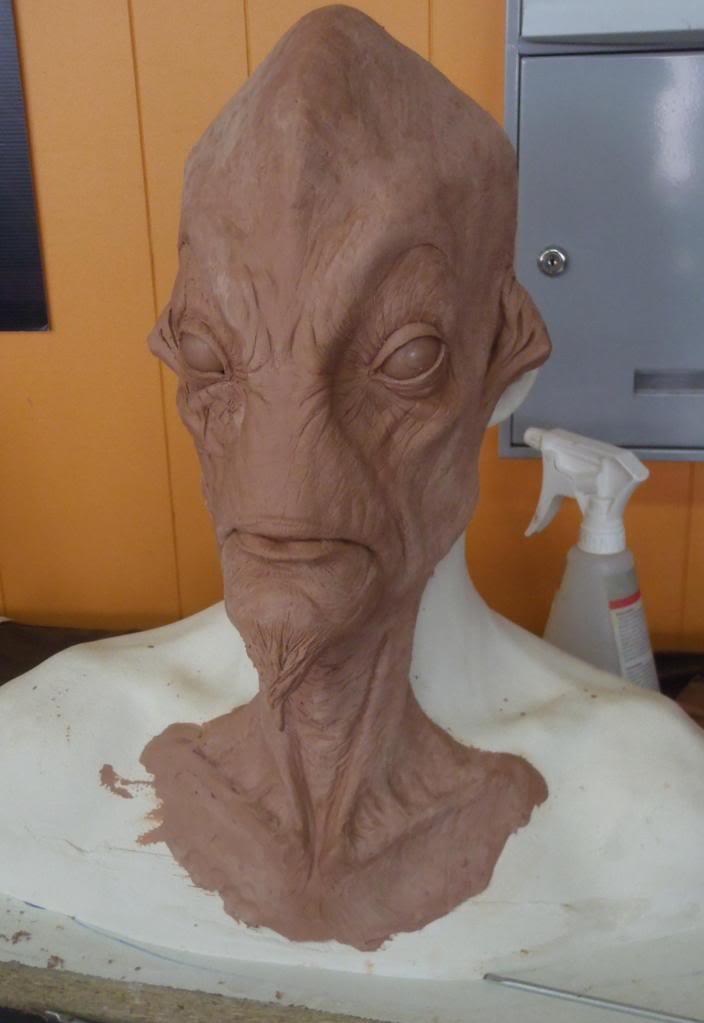 Alien Star Wars OeilET8
