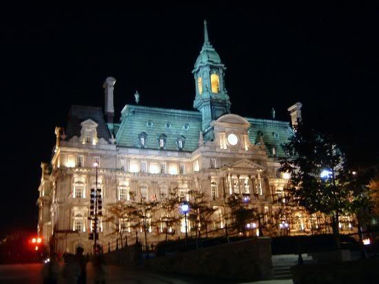 Красивые фото  Монреаля и Квебека Montreal1