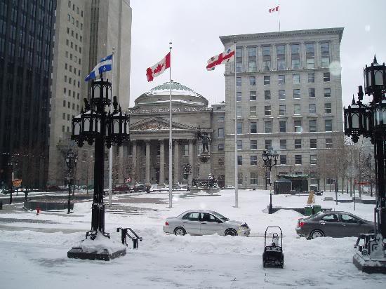 Красивые фото  Монреаля и Квебека Montreal4