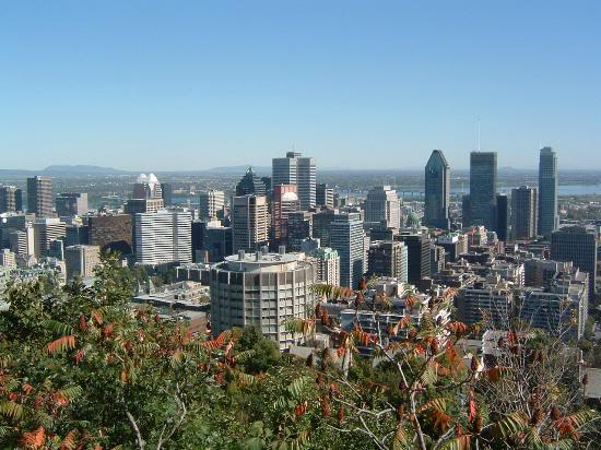 Красивые фото  Монреаля и Квебека Montreal6