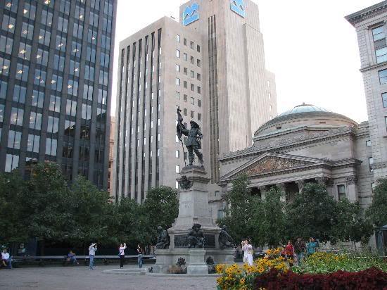 Красивые фото  Монреаля и Квебека Montreal7