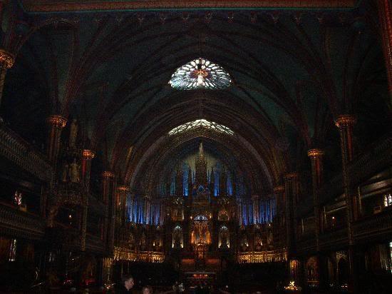 Красивые фото  Монреаля и Квебека Montreal9