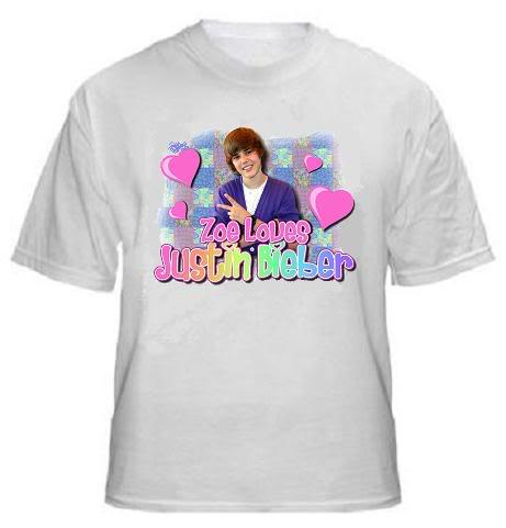 ملابس جاستن بيبر JustinBLoveShirt