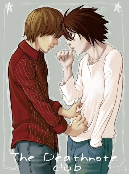 ~ Galeria Death Note][* 20TheDeathNot