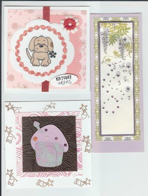 Lynda's lovely birthday cards Birthday3