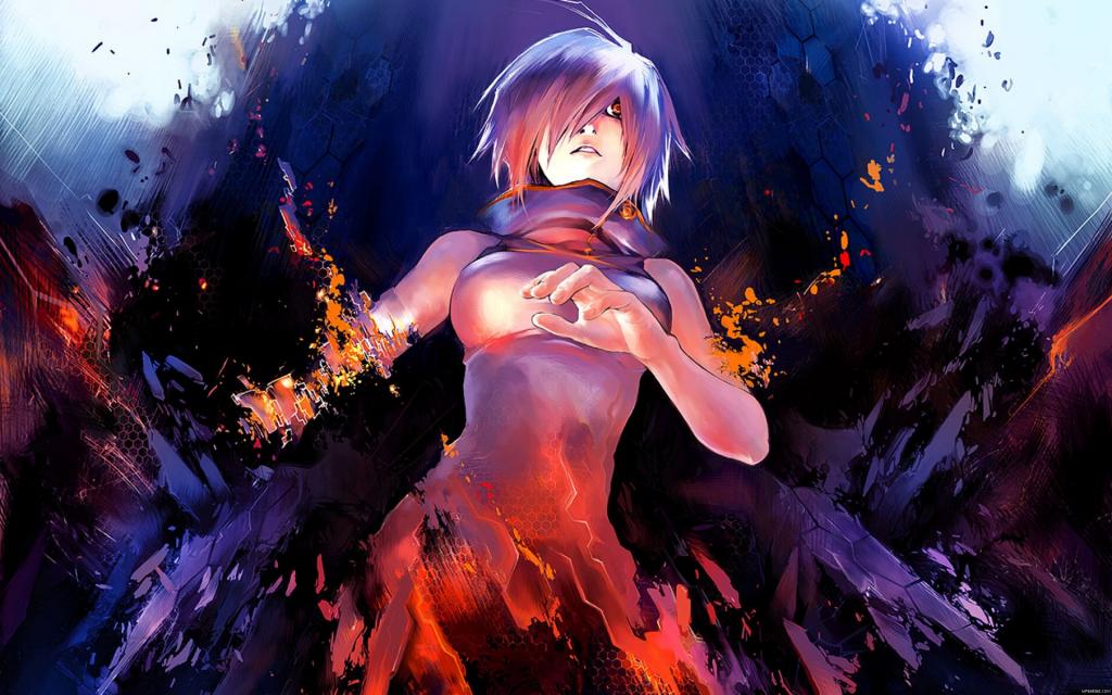 kleines Viole update Evil-anime