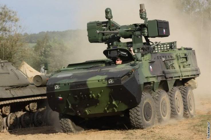 Armée tchèque/Czech Armed Forces Pandur4