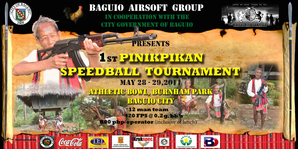 1st Pinikpikan Speedball tournament 05765997